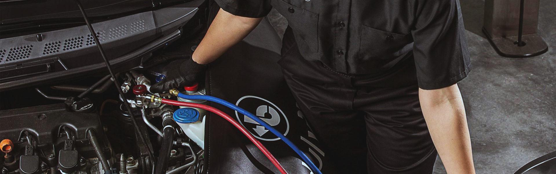 Как проверить своими руками кондиционера в машине