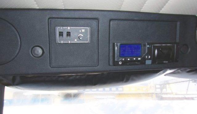 установка тахографа белгород меркурий та-001 с блоком скзи на МАЗ