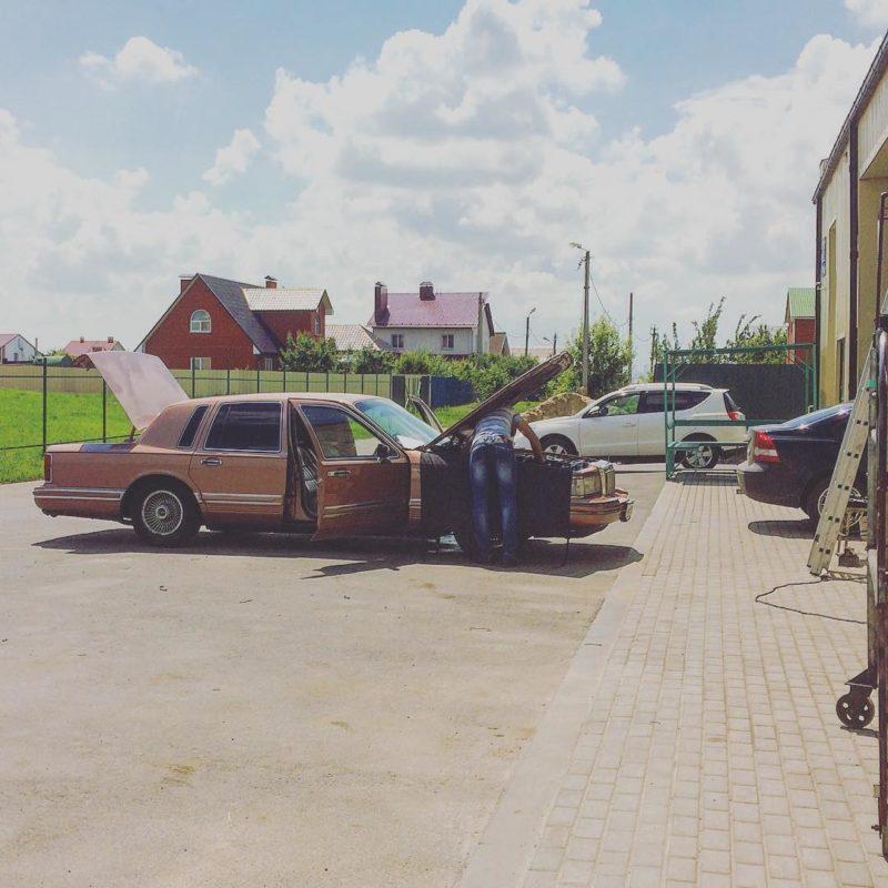 заправка и ремонт автокондиционера линкольн lincoln белгород