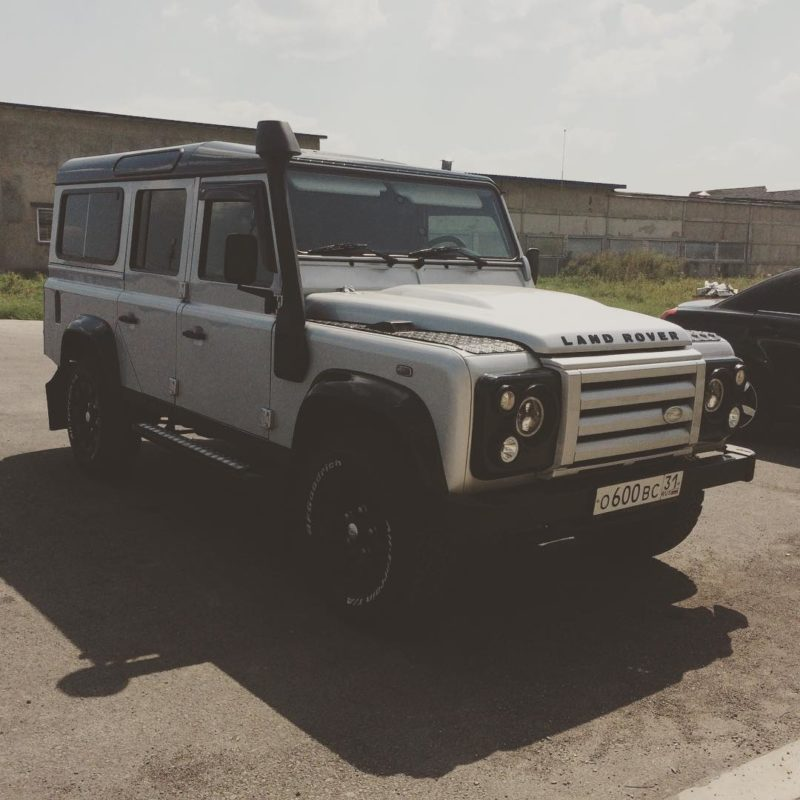 заправка кондиционера ленд ровер land rover Белгород