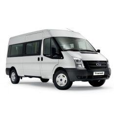 форд транзит ford transit монтаж автокондиционер сплит система